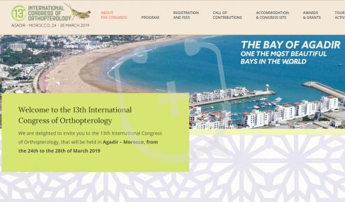13th international congress of orthopterology| santeannonces.ma