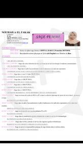 cherche emploi sage femme maroc)